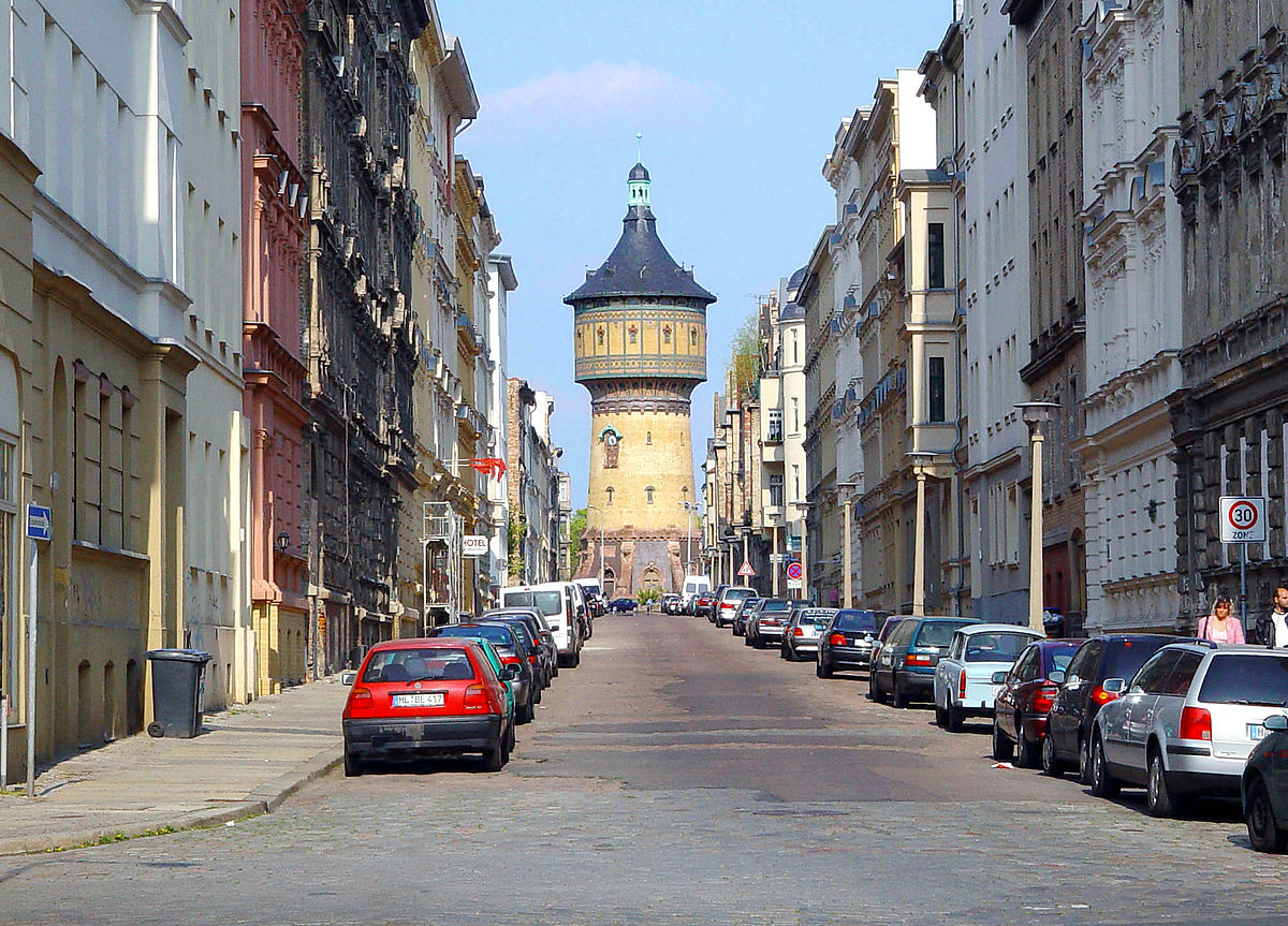 Галле (Саксония-Анхальт) — Википедия