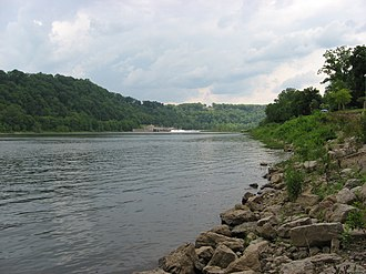 National Register of Historic Places listings in Armstrong County, Pennsylvania - Image: Waterside