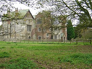 Marjorie Bruce - The Priory of Watton, where Marjorie was imprisoned under Edward I