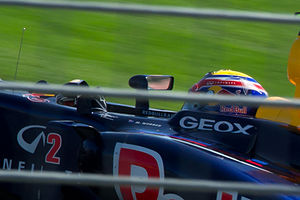 2012 Australian Grand Prix - Mark Webber came into his home Grand Prix hoping to finish higher than his personal best of fifth place.