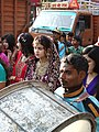 Wedding Procession - Agra - Uttar Pradesh - India (12612949724).jpg