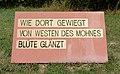 Weg in Loosdorf 356 Tafel 08 in A-2133 Loosdorf.jpg