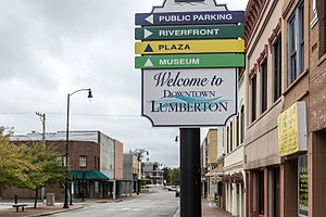 Lumberton, North Carolina - Welcome to Downtown Lumberton