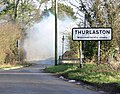 Welcome to Thurlaston - geograph.org.uk - 678106.jpg