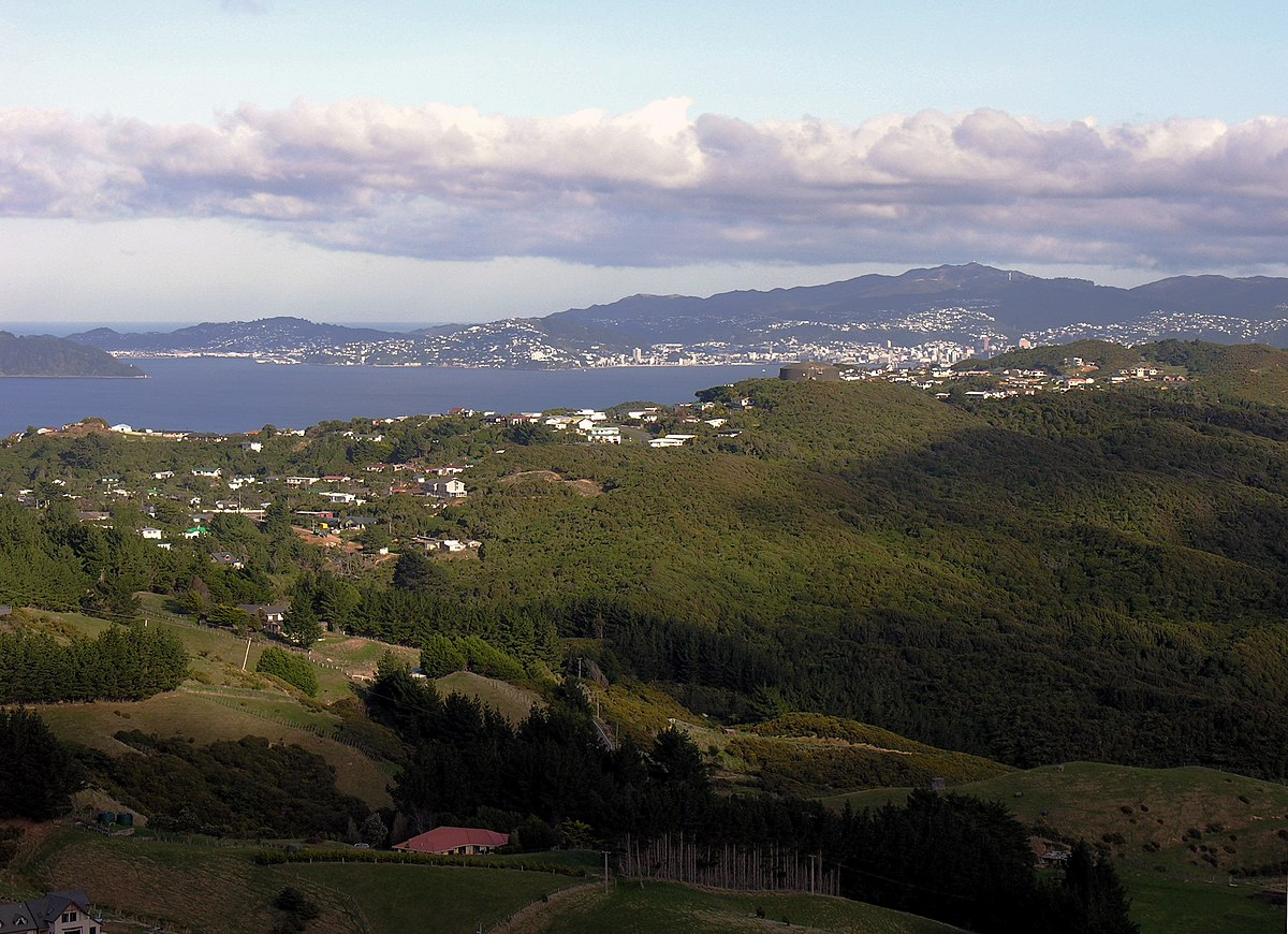 Teroris New Zealand Wikipedia: Normandale, New Zealand