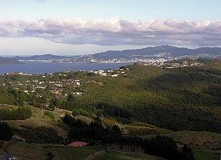 Normandale, New Zealand Suburb in Lower Hutt City, Wellington Region, New Zealand