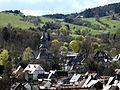 Welterbe Altstadt Goslar. Blick vom Turm der Marktkirche. 09.jpg