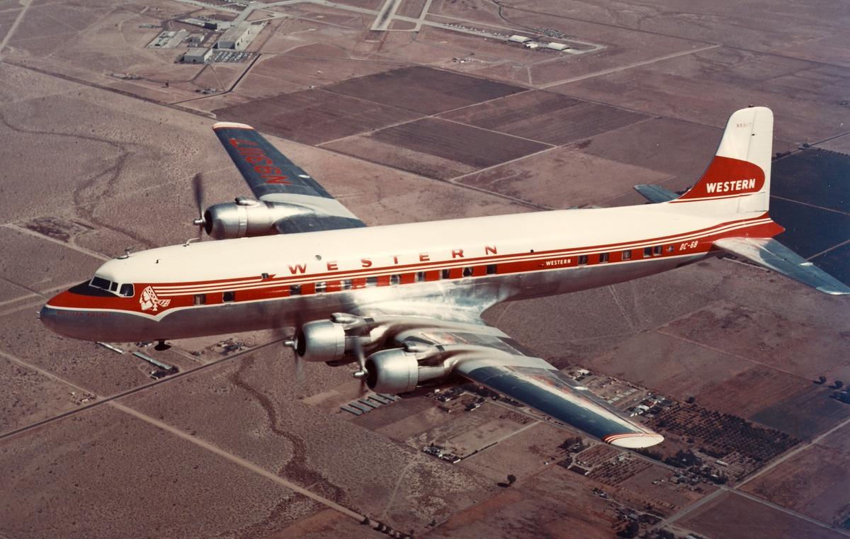 DC-6 ile ilgili görsel sonucu