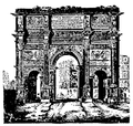 Western Europe in the Middle Ages page 27 Roman Ruins.png