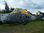 Westland Wessex HAS.3 XM833, NELSAM, 27 June 2015.JPG