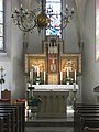 Wewelsburg - Kath. Kirche St. Jodokus - Altar.jpg