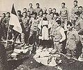 Wielkanoc w Legionach Polskich, Pawłowice, 1915.jpg