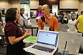 Wiki Ed at the ASPB Conference 2015.jpg