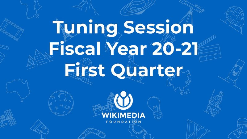 File:Wikimedia Foundation first quarter 2020-2021 tuning session - Opening Welcome.pdf