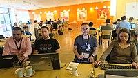 Wikimedia Hackathon 2017 IMG 4698 (34786165035).jpg