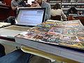 Wikipedistas trabajando en el Editatón 'Wikipedia ama el cine' 15.JPG