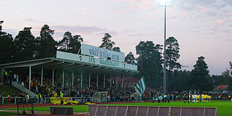 IFK Mariehamn - Wiklof Holding Arena