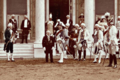 Wilhelm II dressed as Frederick the Great.png