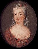 Wilhelmine von Grävenitz -  Bild