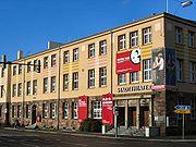 Das Stadttheater Wlhelmshaven, seit 1952 Spielstätte der Landesbühne Niedersachsen Nord