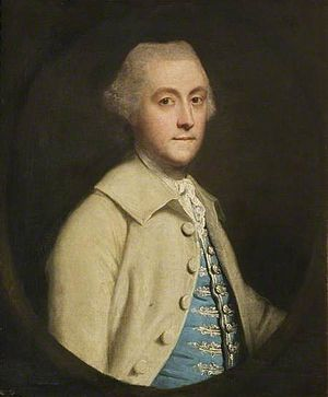 William Bagot, 1st Baron Bagot - William Bagot, 1st Baron Bagot, by Sir Joshua Reynolds
