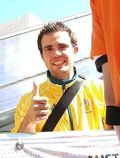 William Henzell Australian table tennis player