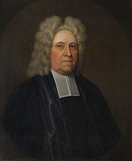 William Stanley (priest) British priest