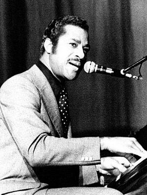 Willie Mabon - Mabon in 1976