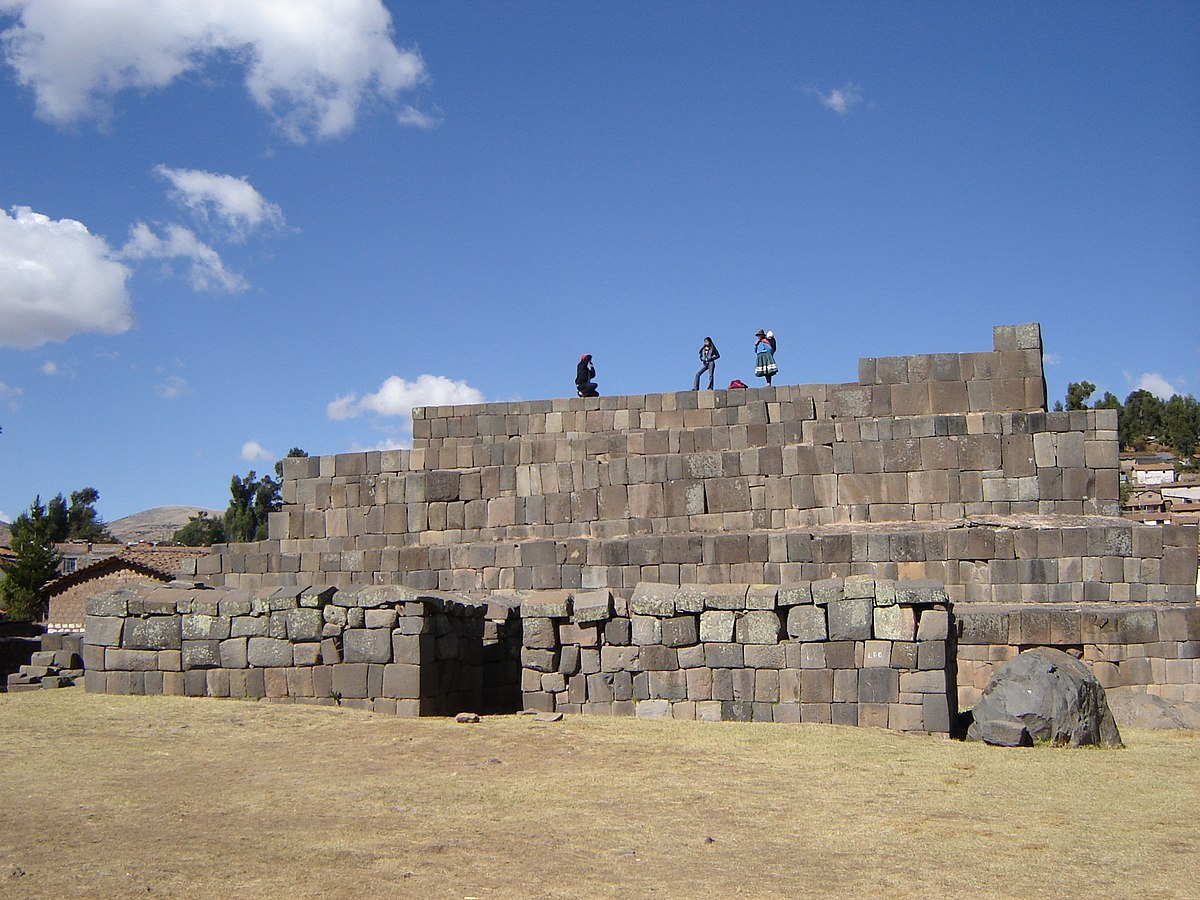 Usnu ayacucho wikipedia for Arquitectura quechua