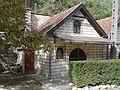 Wine Cellar with a small house. - Mély Street, Ófalu, Érd.JPG
