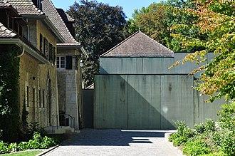 Gottfried Keller-Stiftung - Am Römerholz building in Winterthur