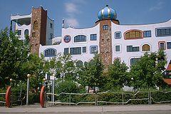 Hundertwasserschule Wittenberg – Wikipedia