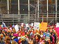 Women's march to denounce Donald Trump, in Toronto, 2017 01 21 -ar (32306084442).jpg