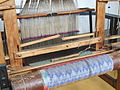Wooden Jacquard loom MOSI-11 5545.JPG