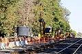 Work equipment for Caltrain electrification, August 2018.JPG