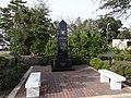 World War obelisk, Veterans Memorial Park (Perry, Florida).JPG