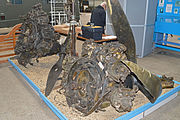 Wreckage of Bristol Blenheim IV (N3621) (15597759513).jpg