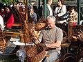 XXXVI Jarmark Folklorystyczny. Sanok. Skansen. 31.05.09.JPG