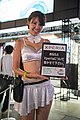 Xperia promotional models, Tokyo Game Show 20160915e.jpg