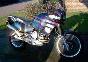 Yamaha Xtze Super Tenere