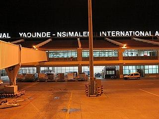 Yaoundé Nsimalen International Airport airport