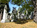 Yale cemetery with fallen leaves.jpg