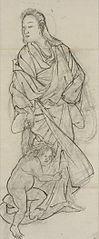 Yamauba and Kintarō