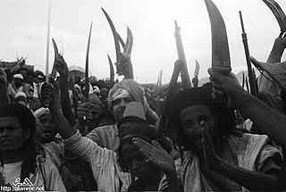 North Yemen Civil War 1962–1970 civil war in North Yemen
