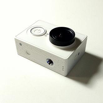 YI Technology - The YI Action Camera.