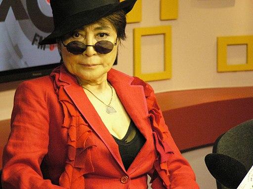 Yoko Ono 11 - Echo of Moscow