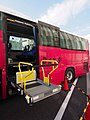 Yokohama City Bus 8-3011 Bay Side Line Selega SHD Wheelchair Lift.jpg