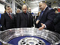 Yuri Lastochkin & Sergey Vakhrukov with Vladimir Putin 01.jpeg