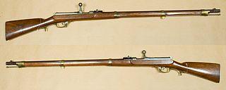 Dreyse needle gun bolt action