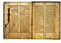 Zürich, Zentralbibliothek, Ms. Car. C 1, f. 354v-355r, Bibel aus Tours - mit Rekonstruktion der Proportionen.jpg
